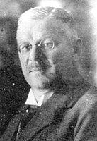 Amtszeit 1911 - 1926: Dr. jur. Hans Müller