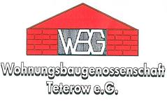 Logo Wohnungsbaugenossenschaft  Teterow e.G.