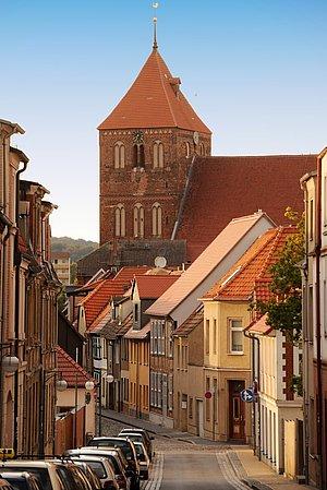 Stadtkirche St. Peter & Paul Foto Holze