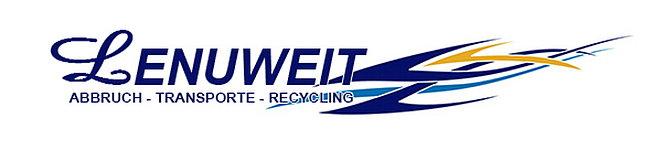 Logo Lenuweit Abbruch-Transporte-Recycling