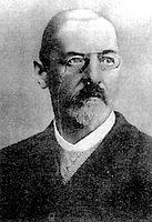 Amtszeit 1880 - 1908: Dr. jur. Franz von Pentz