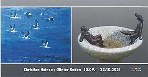 Christian Heinze - Günter Kaden