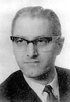Amtszeit 1970 - 1972: Heinz Tegge