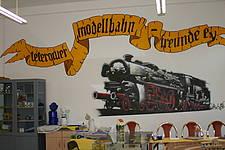 Logo Modellbahnfreunde