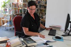 Leiterin der Stadtbibliothek