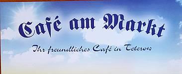Logo Café am Markt