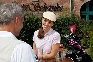 Gutsschänke Foto Golfclub Teschow