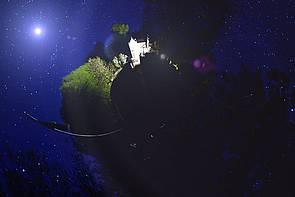 Kleiner Planet Dalwitz Foto: Dr. A. Hänel