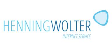 Logo INTERNET.SERVICE Henning Wolter