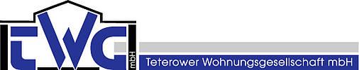 Logo - Teterower Wohnungsgesellschaft mbH