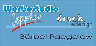 Logo druck+design Werbestudio