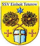 """Logo Spiel- und Sportverein """"Einheit"""" Teterow e.V."""