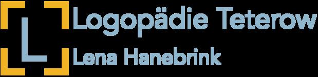 Logo Logopädie Teterow - Lena Hanebrink