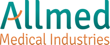 Logo Allmed Medical Industries GmbH