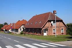 modernisierte Bauernhäuser