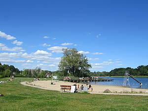 Naturbad See © J. Koch