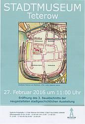 Stadtgeschichtliche Ausstellung