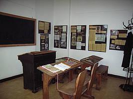 Schule wie 1900