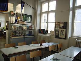DDR-Klassenzimmer