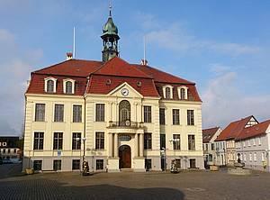 Rathaus Teterow Foto Koch