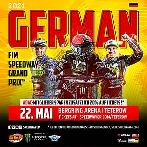 2021 Aztorin German FIM Speedway Grand Prix