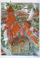 Zeichnung Werner Schinko