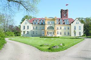 Schloss Lelkendorf Foto Eigentümer