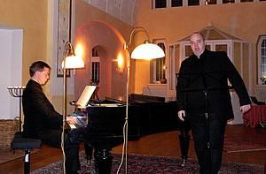 Schubertiade im Schloss Lelkendorf Foto Veranstalter