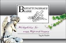 Logo Bestattungshaus Baaske