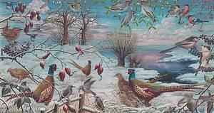Vogelwelt im Winter - Jesko Donst