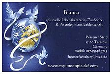 Logo Bianca´s Zauberstübchen