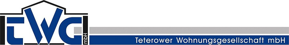 Logo Teterower Wohnungsgesellschaft mbH