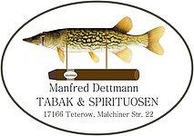 Logo Fachgeschäft Tabak-Spirituosen-Presse-Lotto M.Dettmann