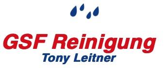 Logo GSF Reinigung Tony Leitner