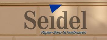 Logo Seidel Papier-Büro-Schreibwaren & Seidel Lichtschutz
