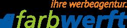 Logo farbwerft - Werbeagentur | Copyshop | Druckservice (ehem. Werbestudio Paegelow)