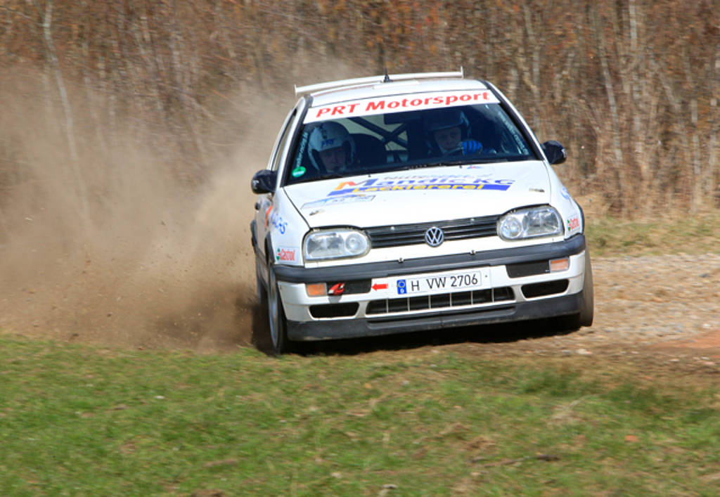 8. ADAC Auto-Rallye des MC Bergring Teterow
