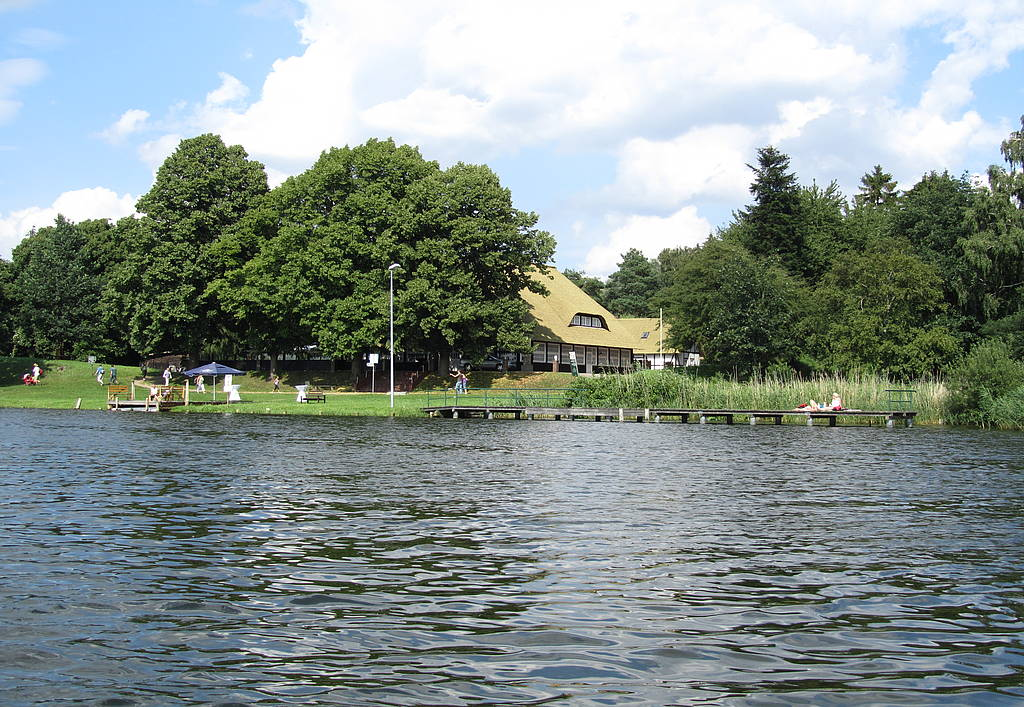 Burgwallinsel Teterow