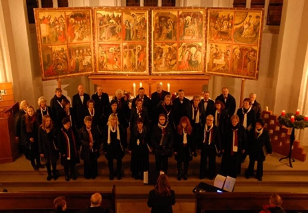 Chorkonzert in der Stadtkirche St. Peter & Paul