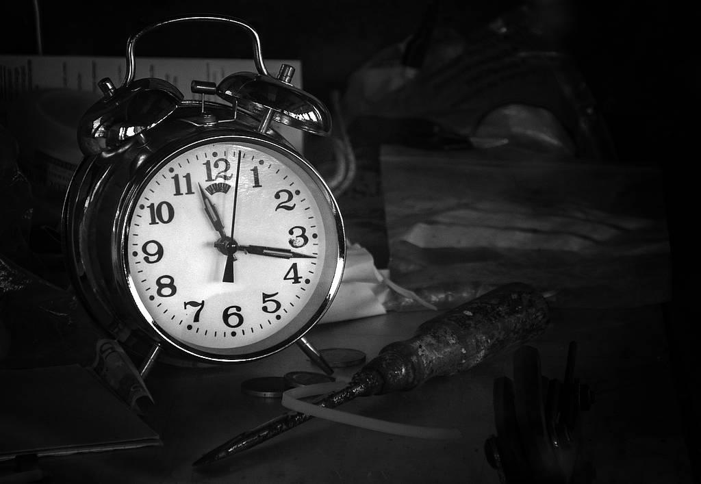 """""""Heute wird morgen schon gestern sein"""""""