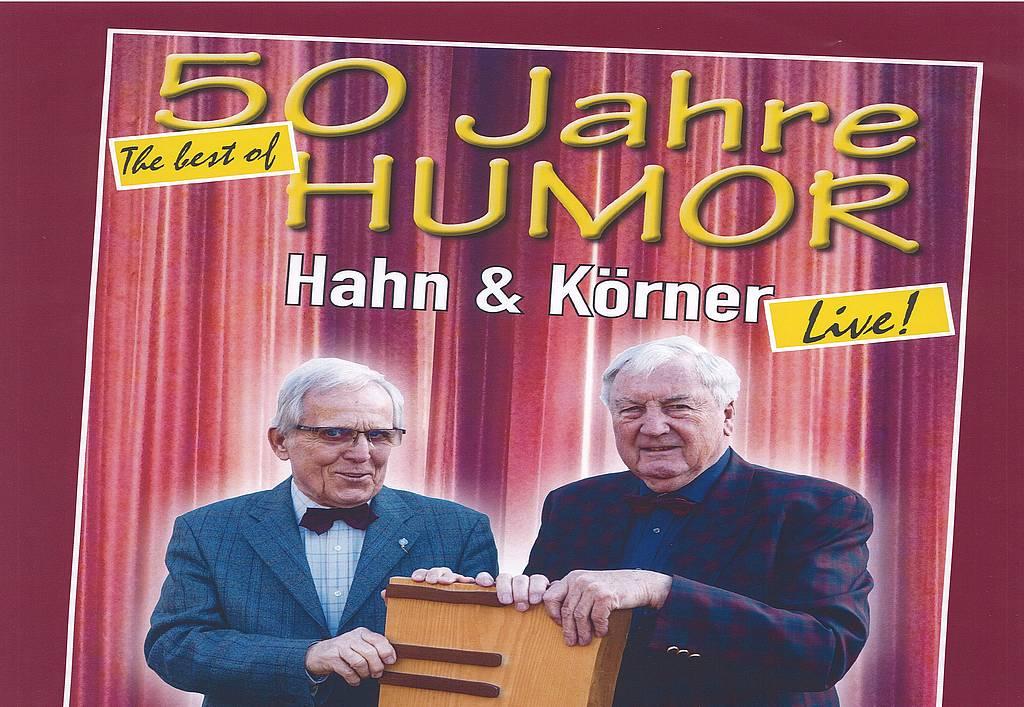 50 Jahre Humor - Hahn und Körner