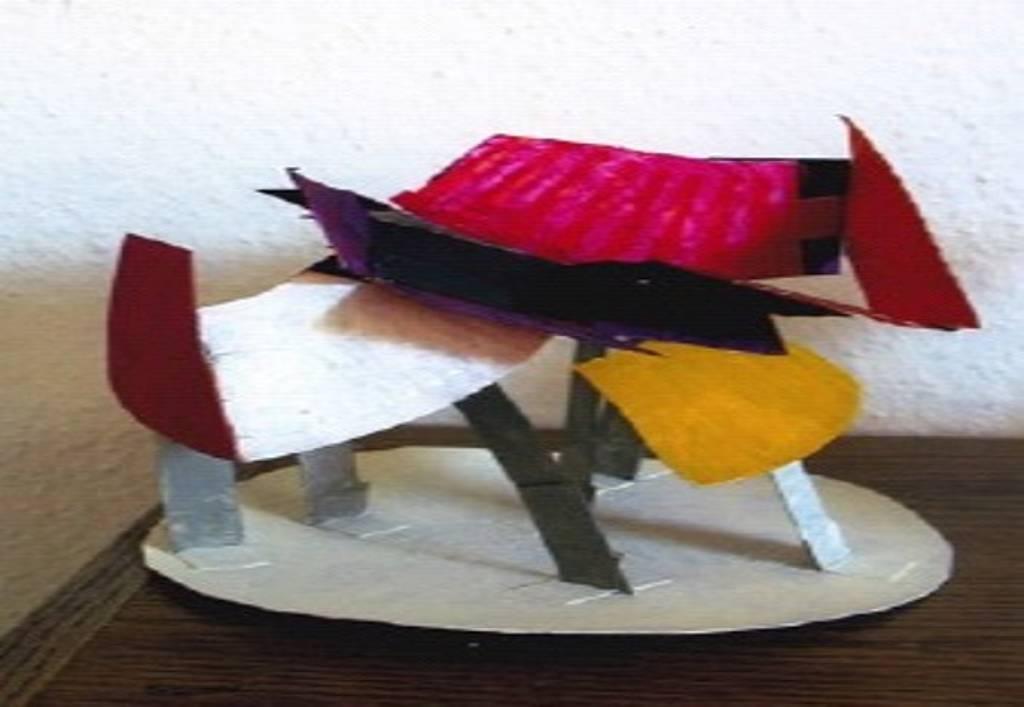 Ein künstlerisches Dreigestirn in der Galerie Teterow