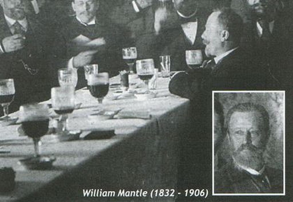 W. Mantle