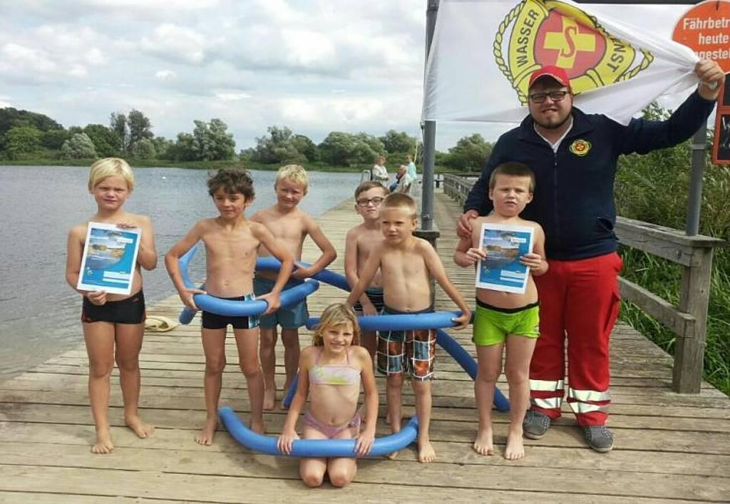 Schwimmkurse 2019 im Teterower NaturBad
