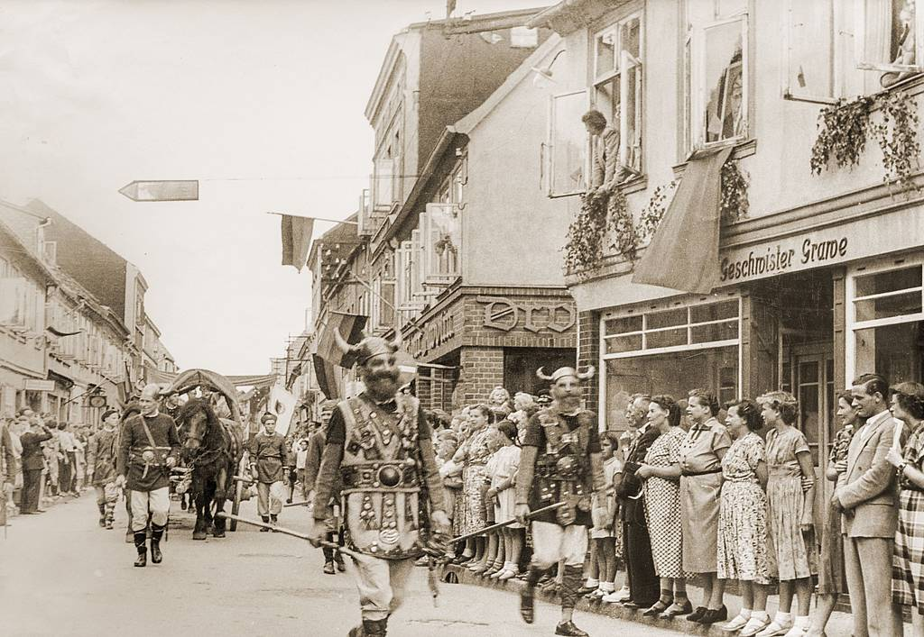 Die Sonderausstellung im Teterower Stadtmuseum