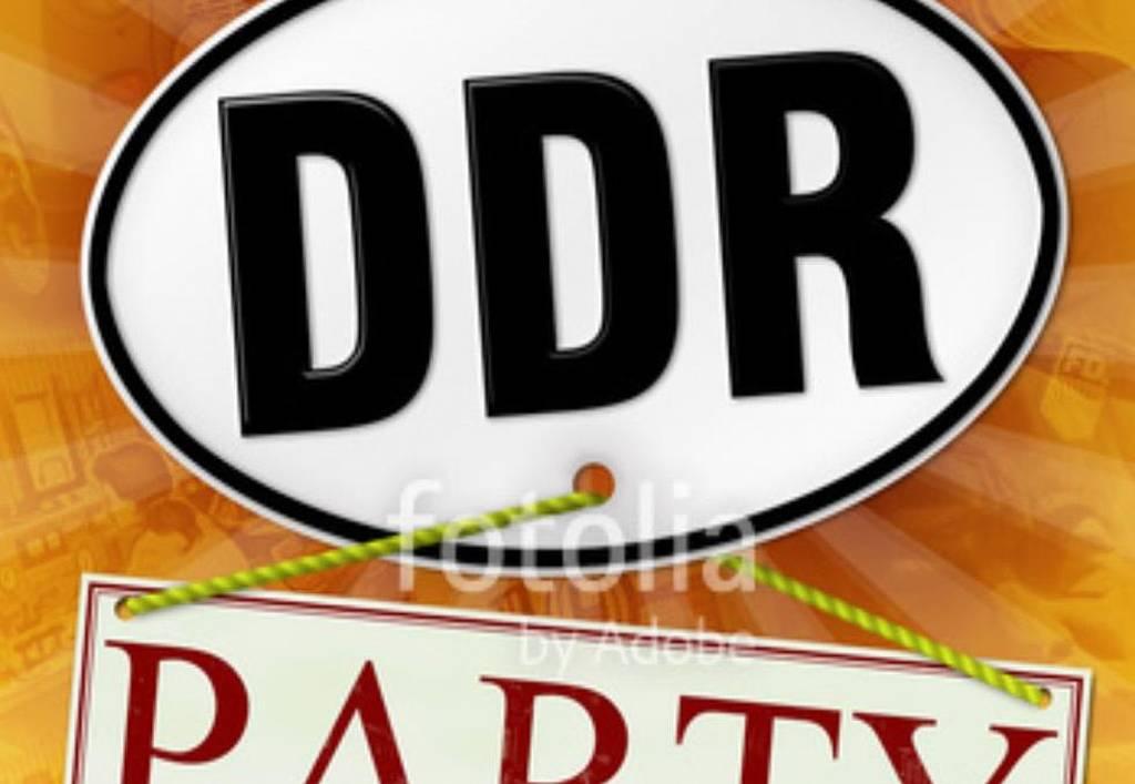 DDR-Party im Teterower Kulturhaus