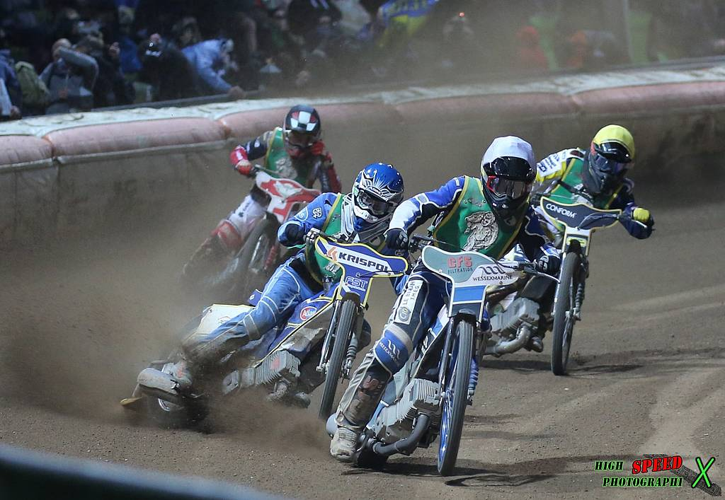 Speedway in Teterow